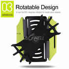 1X Removable 180° Rotate Sports Running Jogging Arm Band Case Cover Phone Holder