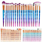 Внешний вид - 20PCS Unicorn Makeup Brushes Set Foundation Blush Face Powder Eye Shadow Brush