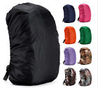 Внешний вид - Dust Rain Cover Waterproof Bag for Backpack Rucksack Traval Camp Hiking 35-80L