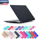 Plastic Hard Case Shell For Apple MacBook Air 13 in A1369/A1466  Keyboard Cover