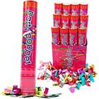 """Party Popper Twist-to-Shoot Air Compressed Shooter Blaster Confetti 12"""""""
