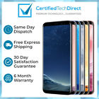 Samsung Galaxy S8 64gb G950f All Colours Refurbished Aus Stock 6 Month Warranty