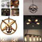 Celling Light Chandelier Pendant Lamp Fixture Beautiful Rustic Industrial USA