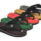 Summer Chic Men Mens Flip Flops Beach Slippers Shoes Cosy Casual Thong Sandals