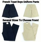 Внешний вид - French Toast Boys Uniform Pants Straight LEG Official Schoolwear Several Sizes