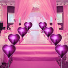 "3 Colors 18""Heart Star Foil Balloon Helium Baby Shower Bridal Wedding Home Decor"