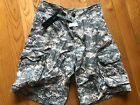 Brand New Marc by Marc Jacobs Digi Camo Cargo Shorts Camouflage Green Wayne S-L