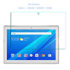 """Tempered Glass Film Screen Protector For Lenovo Tablet 10"""" 10.1""""  inches"""