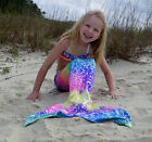 Mermaid Tail for Swimming or Dress-up! Handmade in the U.S.