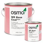 Osmo WR Base Coat Aqua 4005 Wood Preservative, Prevents Blue Stain, Rot & Mildew