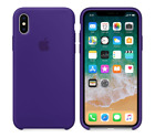 Official OEM Silicone Case Cover For Apple IPhone X  6 6s 7 8 Plus <br/> US STOCK!Fast delivery!
