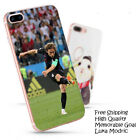 Luka Modric World Cup Goal - Soft Silicone Case for iPhone X 8 7 6 5 2 & Samsung