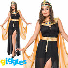 Cleopatra Costume Egyptian Queen of the Nile Womens Ladies Fancy Dress Outfit