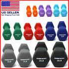 Neoprene Dumbbells Set Non Slip Grip Fitness Weight Lifting Workout 2 - 20 LBS