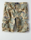NWT American Eagle Outfitters Men EXTREME FLEX CLASSIC CARGO SHORT-Size 40 to 48