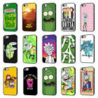 Rick And Morty Pickle Amazing Cartoon Phone Case Cover For Iphone 4 5 6 7 8 X