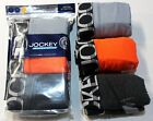 Men Jockey 3-pack Staynew Technology Active Stretch Cotton Midway Briefs(C-G-O)