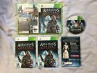 Microsoft Xbox 360 PICK YOUR OWN GAME LOT FREE SHIPPING, READ DESCRIPTION