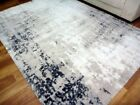 Stain Resistant 20mm Thick Soft Pile Modern Rugs New Age Wash Beige White Black