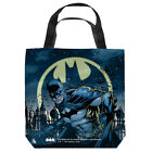 BATMAN HEED THE CALL LICENSED LIGHTWEIGHT TOTE BAG 2 SIDED PRINT