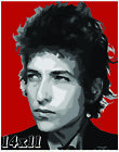 Bob Dylan 'Chaos Is A Friend Of Mine' Poster or Art Print