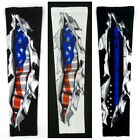 Sports Compression Arm Sleeves Live or Die Police Blue Line USA Flag