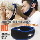 BlueJay Stop the Snore! Anti-Snore CPAP Chin Strap # BJ240180 - NEW