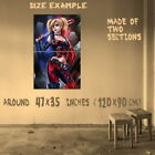 192359 Catwoman Harley Quinn Poison Ivy Decor Wall Print Poster