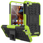 For Lenovo K5 K6 K8 Note Plus P1 Case Rugged Shockproof Hybrid Stand Armor Cover