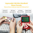 """Handheld Game Console 3.0"""" Retro FC TV Game 500 Games Portable Game Players Best"""