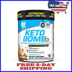 BPI Sports Keto Bomb Ketogenic Weight Loss Creamer for Coffee 18 Servings