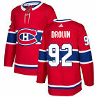 Jonathan Drouin Montreal Canadiens adidas NHL Authentic Pro Home Jersey Pr