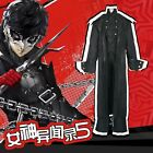 NEW Game Persona 5 Joker Protagonist Cosplay Costume Unifrom custom made FF.1572