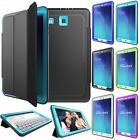 """2018 Luxury Magnetic Smart Flip Cover Lot For Samsung Galaxy Tab E / NOOK 9.6"""""""