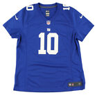 Nike Womens NFL New York Giants Eli Manning Replica Jersey  Blue 469909 495