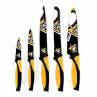 Pittsburgh Penguins 5-Piece Kitchen Knife Set - TSV Home $34.9 USD on eBay