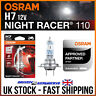 1x OSRAM H7 NIGHT RACER 110 BMW 1200 S ABS Sport H7 LOW BEAM UPGRADE