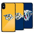 For iPhone Samsung Galaxy NHL Nashville Predators Ice Hockey Silicone Case Cover $7.51 USD on eBay