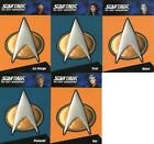 STAR TREK TNG COMPLETE SERIES 2 2012 VARIOUS INSERT CHASE PARALLEL PIN SETS