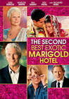 the best hotel marigold - THE SECOND BEST EXOTIC MARIGOLD HOTEL (DVD, 2015) - NEW SEALED DVD