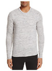 New $98 The Men's Store Bloomingdale's Cotton Linen Space Dyed Sweater