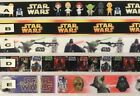Star Wars Grosgrain Ribbon All Designs Sold by 2M - Craft - Cake - Dummy clip $3.5 AUD on eBay