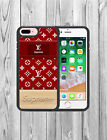 Special Red Supreme2018 Louis Vuitton61US Case Cover for iphone 7/8 7+/8+ X !