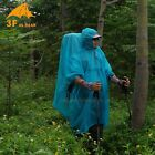 3F Ul Gear Ultralight 15D Nylon Rain Jacket Hiking Cycling Raincoat Outdoor Camp
