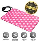 The Dog's Bed, Premium Waterproof Dog Bed, S to XXL, Quality Durable Oxford Fabric Removable Washable Cover, Beds in Grey Brown Green Black Biscuit Blue & Pink, for Home, Car & Outside