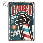 Barber Shop Vintage Wall Plate Poster Decor Painting Wall Plaque Craft 20*30 Cm