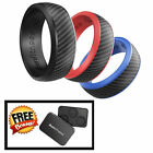 Kyпить Ikonfittness 3 Color Silicone Rubber Wedding Ring Rubber for Men Comfortable Fit на еВаy.соm