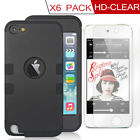 iPod Touch 6th 5th Full Protection Extreme Heavy Duty Shockproof Case  HD Films