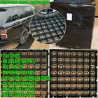 ECO PLASTIC PARKING GRIDS FULL PALLETS OF UNBEATABLE PRICE PERMEABLE DRIVE GRIDS