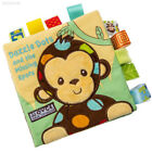C537 Soft Colorful Baby Kids Animal Cloth Book Early Learning Education Toys